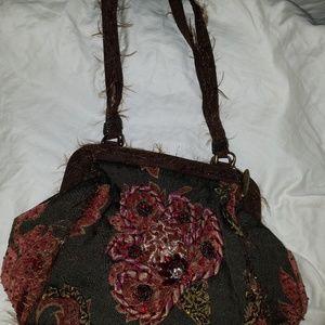 Mary Frances retired bag EUC